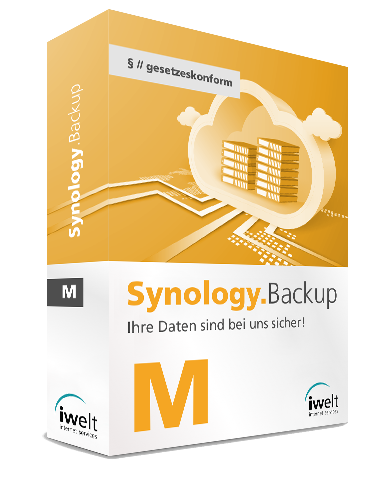 Synology.Backup M - 300 GB