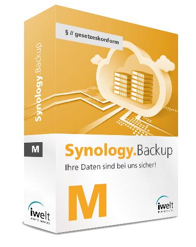 Synology.Backup M - 300 GB
